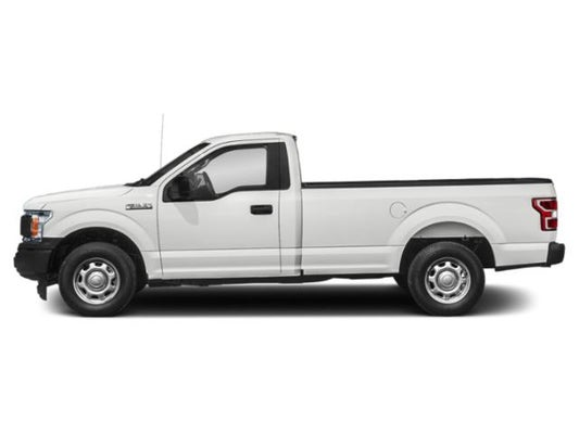 2019 Ford F-150 4WD Reg Cab 8' Box XL