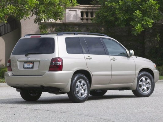 2007 Toyota Highlander 4wd 4dr V6 Limited W 3rd Row In Spokane Wa