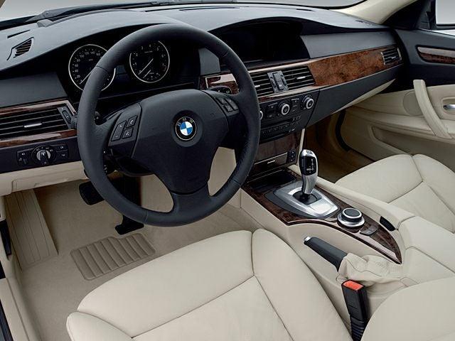 2008 BMW 5 Series 4dr Sdn 535i RWD Spokane WA   Spokane Valley Coeur ...