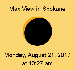 total solar eclipse in u s partial eclipse in spokane wa spokane news total solar eclipse in u s partial