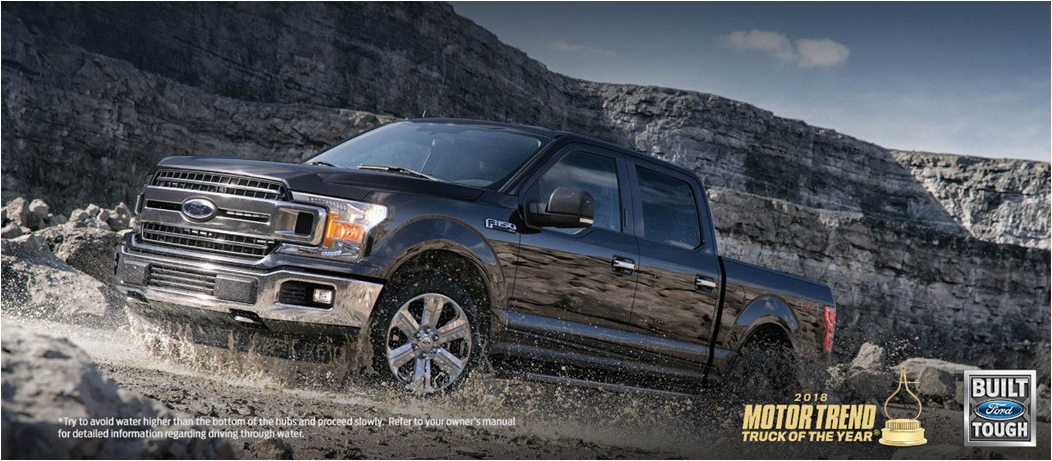 2018 Motor Trend Truck of the Year is the Ford F-150 in Spokane WA ...