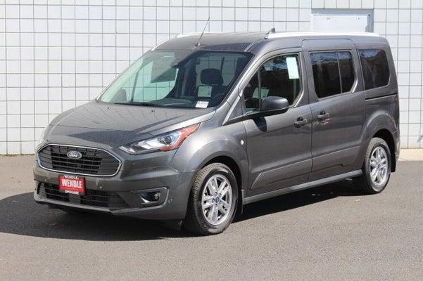 Ford Transit Wagon >> 2019 Ford Transit Connect Wagon Xlt Lwb W Rear Liftgate