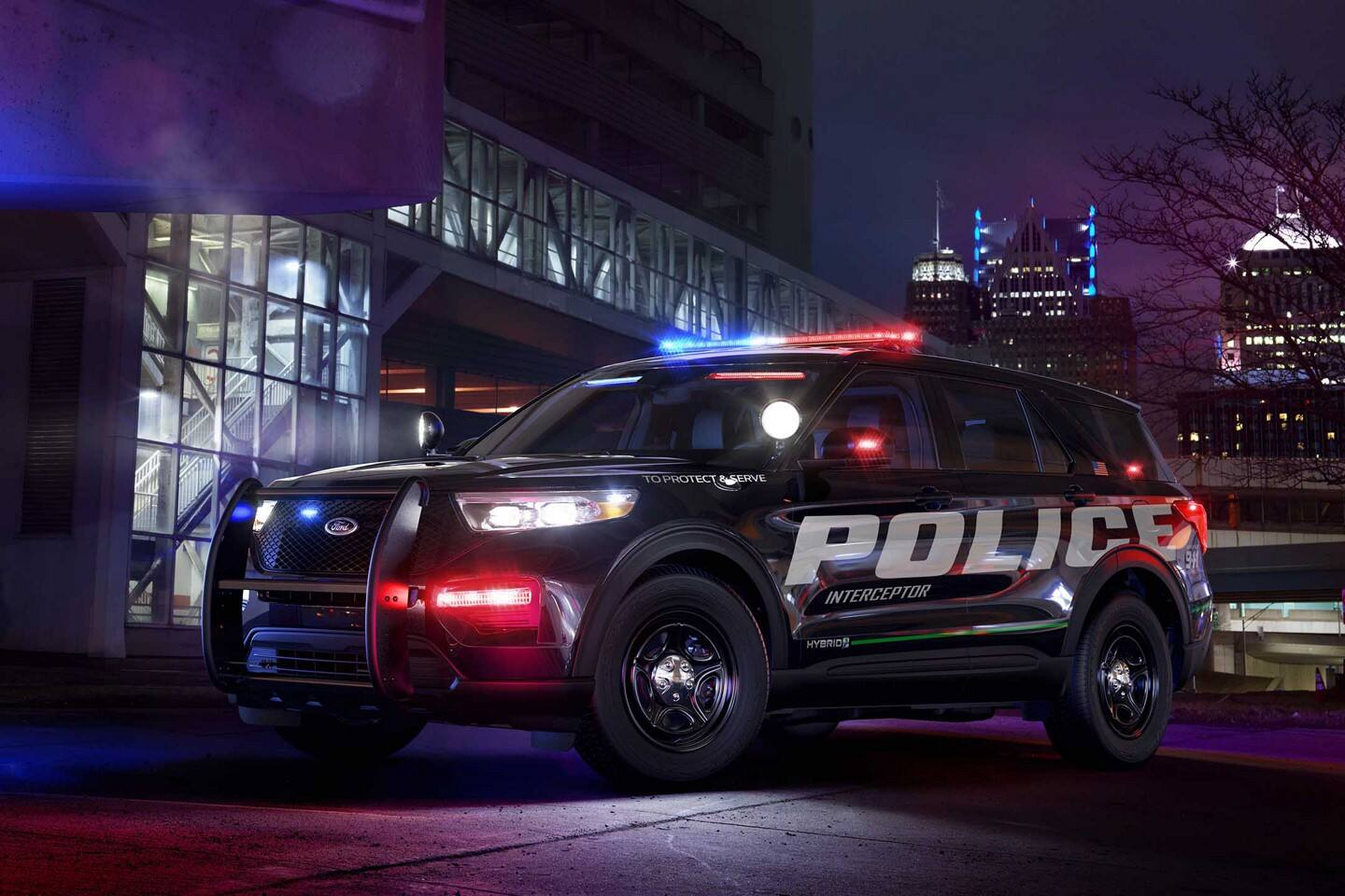 ford police vehicles in spokane wa